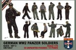 ORI72047 German WW2 Panzer Soldiers Basic Set 2
