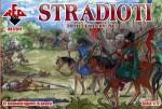 RB72074 Stradioti.  16th century. Set 1