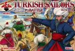 RB72079 Turkish Sailors in Battle 16-17 centry