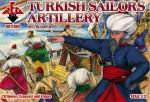 RB72080 Turkish Sailors Artillery  16-17 centry