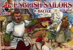 RB72082 English Sailors in Battle 16-17 centry
