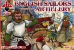 RB72083  English Sailors Artillery  16-17 centry