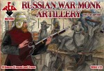 RB72087 Russian War Monk Artillery 16-17 centry