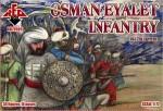 RB72088 Osman Eyalet  Infantry 16-17 century