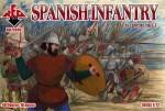 RB72096Spanish Infantry. Set 1. 16 centry
