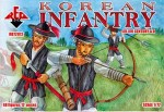 RB72012 Korean Infantry 16-17 cent