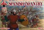 RB72097 Spanish Infantry. Set 2. 16 centry