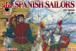 RB72102 Spanish Sailors  16-17 centry