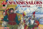 RB72103 Spanish Sailors in Battle 16-17 centry