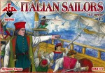 RB72105 Italian Sailors  16-17 centry. Set 1