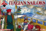 RB72106 Italian Sailors  16-17 centry. Set 2