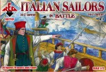 RB72107 Italian Sailors in Battle 16-17 centry