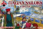 RB72107 Italian Sailors in Battle 16-17 centry