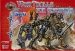 ALL72033 War Trolls for catapult. Set4