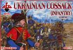 RB72115 Ukrainian cossack infantry. 16 cent. Set 2