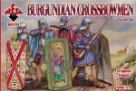 RB72124 Burgundian crossbowmen. 15 cent