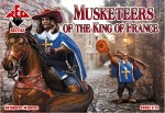 RB72145 Musketeers of the King of France