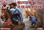 RB72146 Mounted Musketeers of the King of France