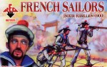 RB72025 French Sailors 1900