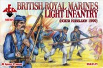 RB72022 British Royal Marine Light Infantry 1900