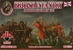 RB72049 Jacobite Rebellion. British Infantry 1745