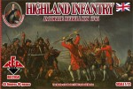RB72050 Jacobite Rebellion. Highland Infantry 1745