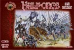 ALL72016 Half-orcs. Infantry. set2
