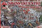 RB72060Swiss Infantry  (Sword/Arquebus)  16th century