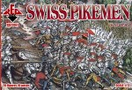 RB72061 Swiss Pikemen  16th century