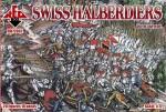 RB72062 Swiss Halberdiers  16th century