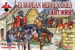RB72054 War of the Roses 9. European Mercenaries Light Horse