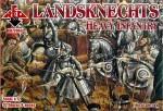 RB72063 Landsknechts (Heavy Infantry)  16th century